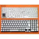 147982811 Sony Beyaz Türkçe Notebook Klavyesi