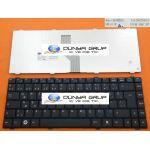90.4B907.U0t Fujitsu Türkçe Notebook Klavyesi