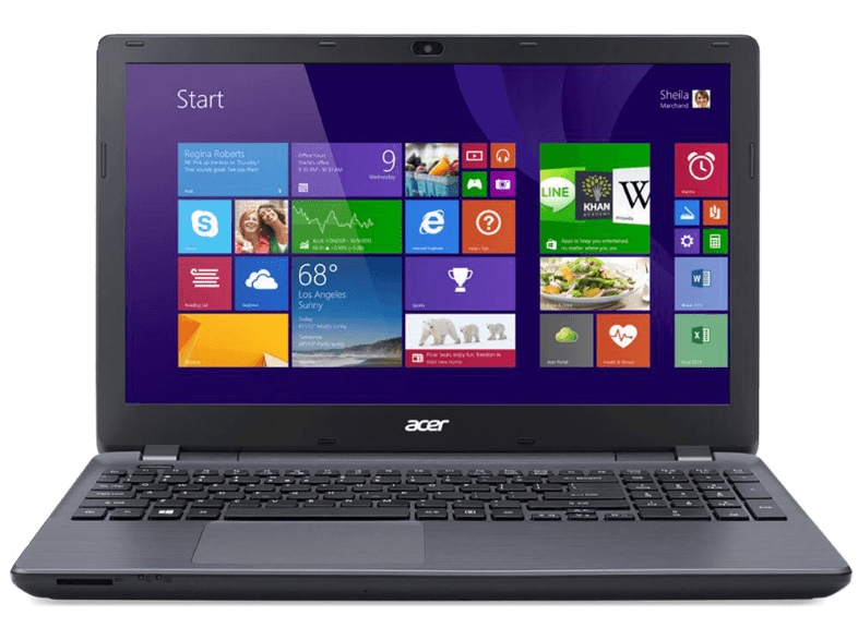 ACER E5-571G-37WG 15,6 inç Notebook