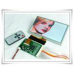 "7"" HW800480F-3A-0C TFT LCD Module + Dual AV / VGA Board 800x480 40Pin"