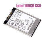 """598782-001 583511-001 Intel  X18-M SSDSA1M160G2HP 160GB 1.8"""" SATAII MLC Internal Solid State Drive SSD"""