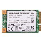 """64gb Lite-On LMT-64M3M Solid State Drive (SSD) hard drive (1.8"""" mSata)"""