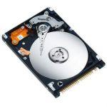 FUJITSU MHW2080AT uyumlu 80GB 2.5 inç IDE Harddisk