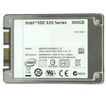 "Intel 320 Series SSDSA1NW300G301 1.8"" 300GB SATA II 3GB/S MLC Internal SSD OEM"
