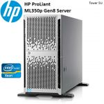 736982-425 HP ProLiant ML350p Gen8 E5-2620v2 Sunucu / Server