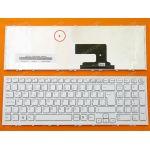 Sony VAIO PCG-71811M Beyaz Türkçe Notebook Klavyesi