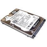 Asus K55VM Notebook 750GB 2.5 inch Dizüstü Bilgisayar Hard Diski