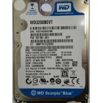 WD3200BEVT-22ZCTO  Western Digital 320GB Hard disk