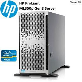 736982-425 HP ProLiant ML350p Gen8 E5-2620v2 Sunucu / Server