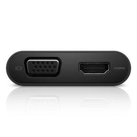 Dell DA200 Adapter USB Type C to HDMI/VGA/Ethernet/USB